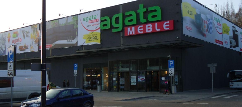 Meble Agata już w