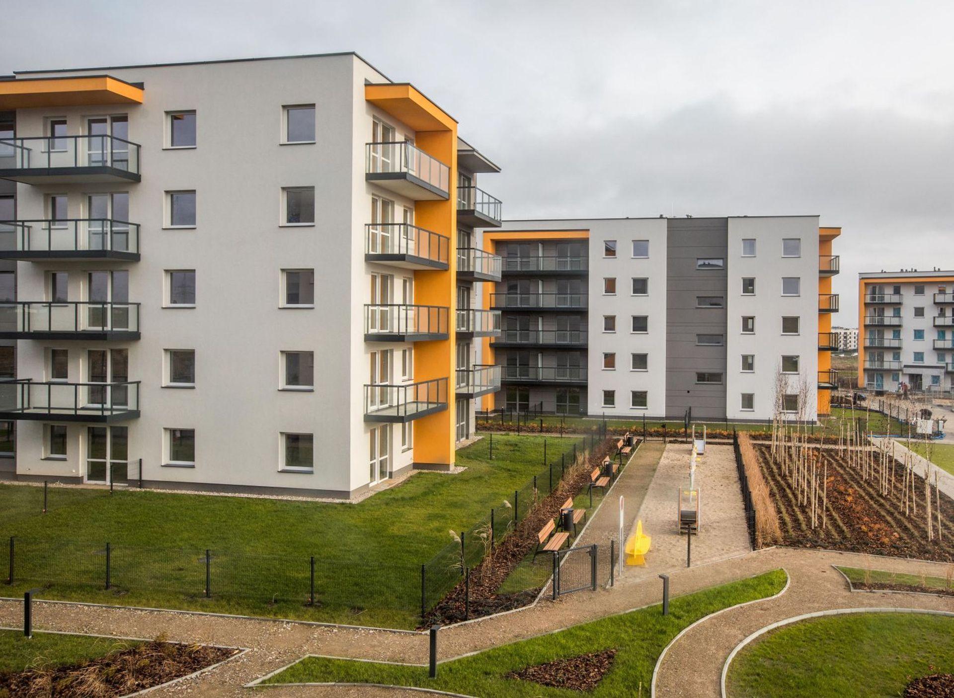 [Gdańsk] Ostatnie mieszkania czekają na osiedlu Optima w Gdańsku