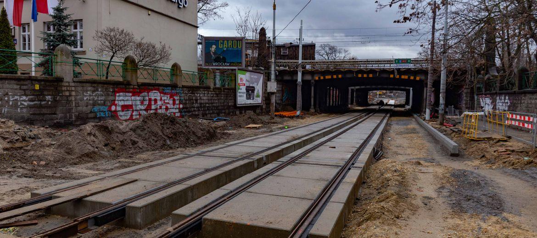 Wrocław: Którędy pojedzie tramwaj