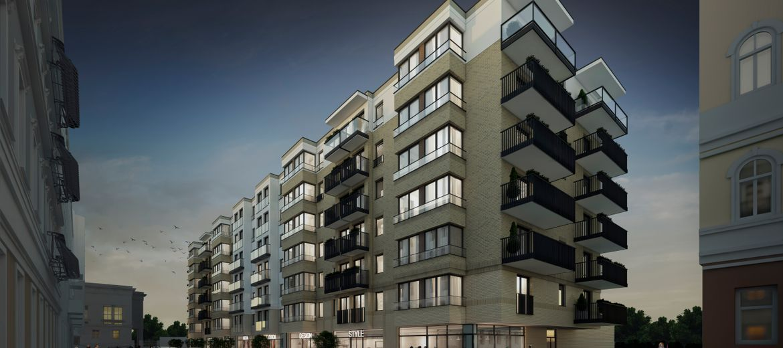 Wrocław: Bouygues Immobilier buduje