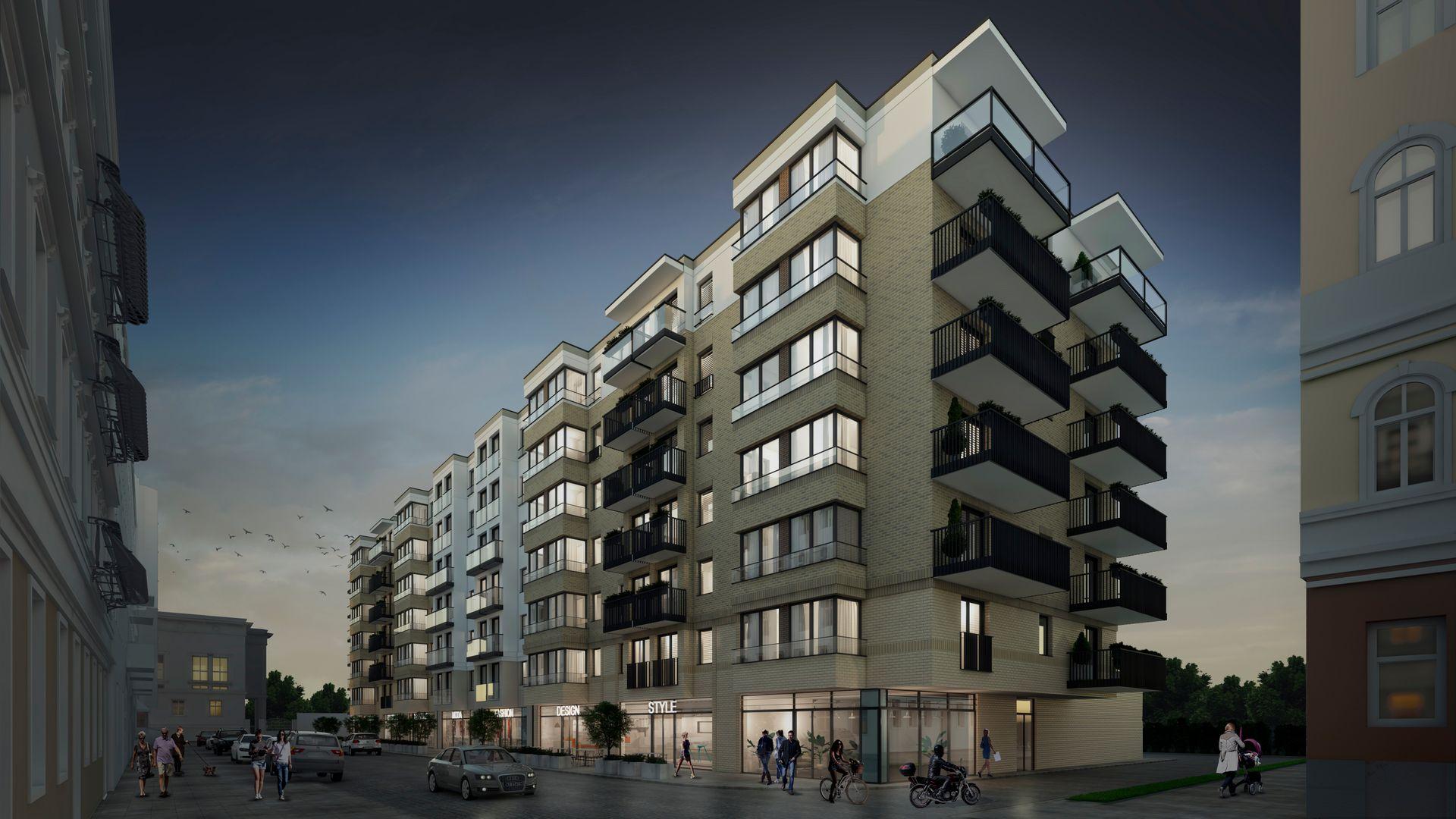 Wrocław: Bouygues Immobilier buduje niemal 200 apartamentów w Zajezdni na Nadodrzu