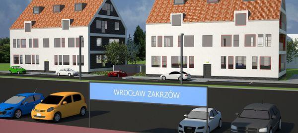 Wrocław: PKP znalazły po pół roku chętnego na teren przy przystanku kolejowym. Mają tam powstać mieszkania