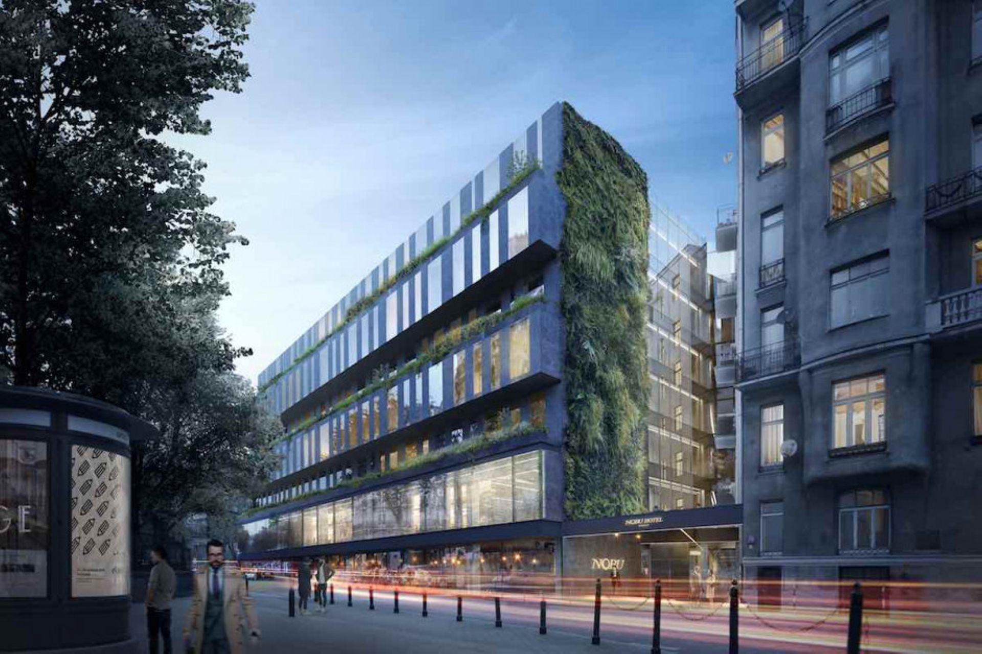 Warszawa: Hotel Nobu otwarty