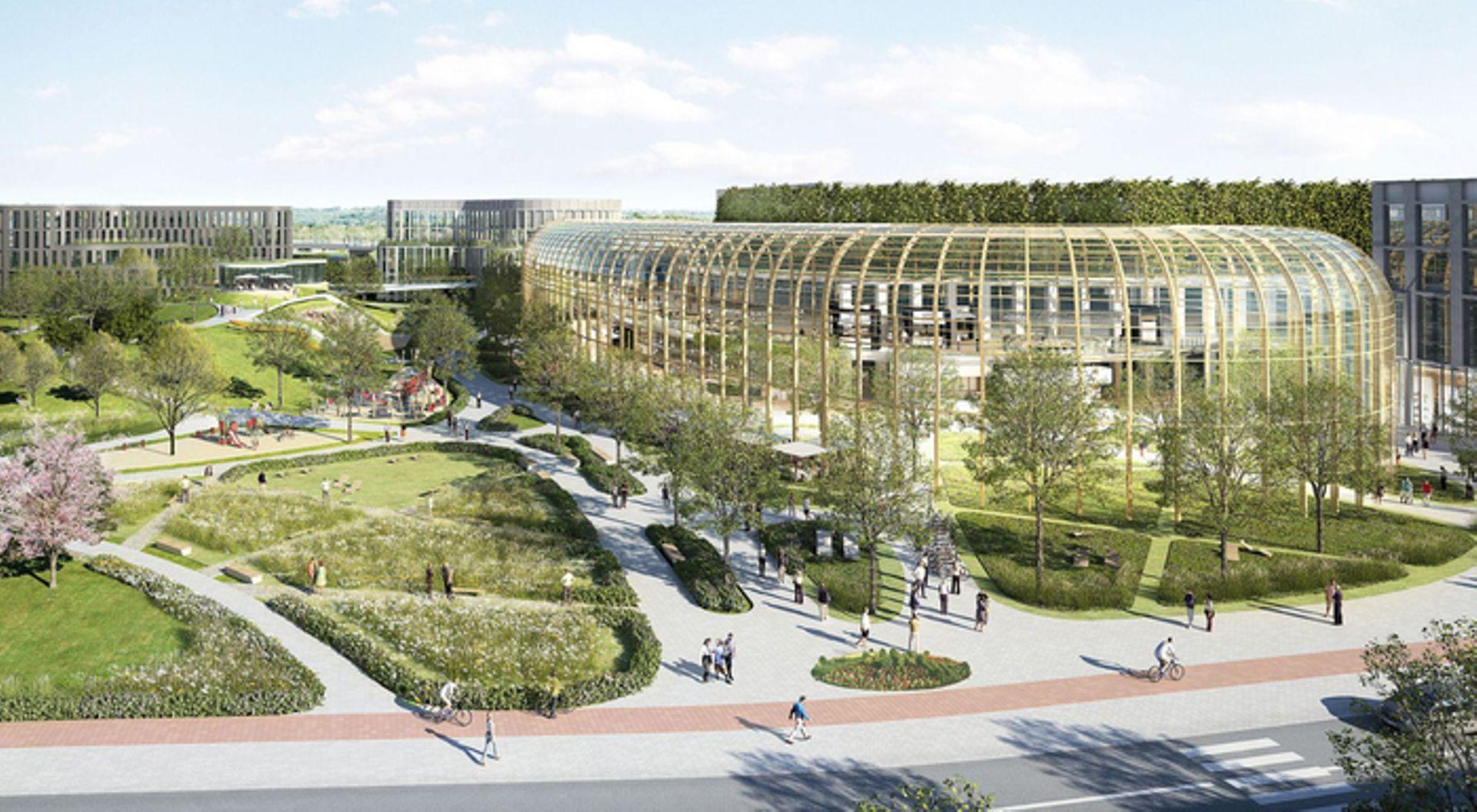 Warszawa: Coraz bliżej budowy Wilanów Park