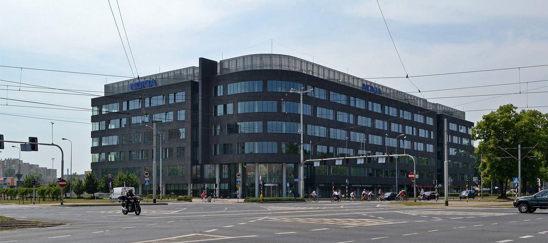 Biurowiec West Gate przy ul. Lotniczej 12 we Wrocławiu