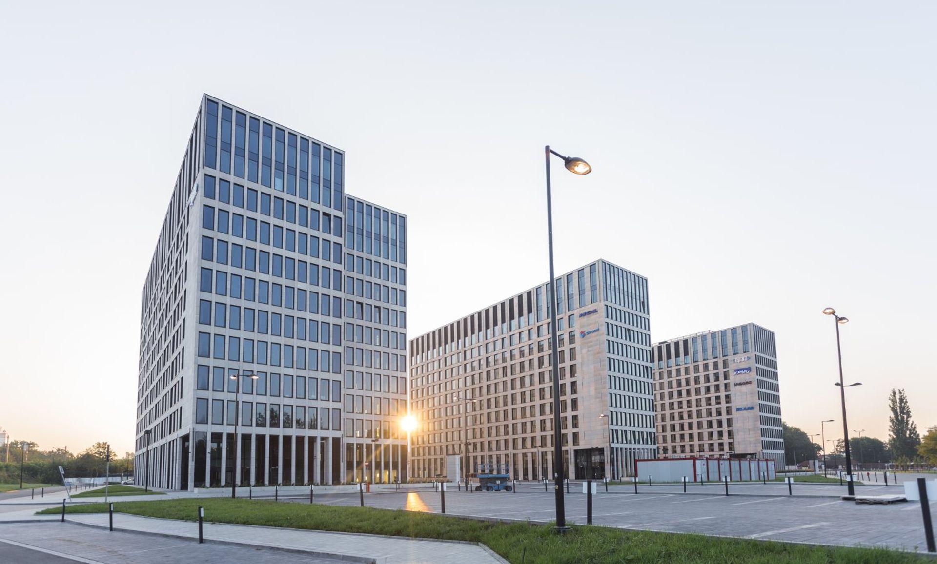 [Kraków] Fińska firma modowa wprowadzi się do O3 Business Campus III w Krakowie