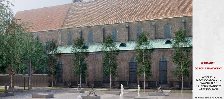 Wrocław: Dwie koncepcje zagospodarowania