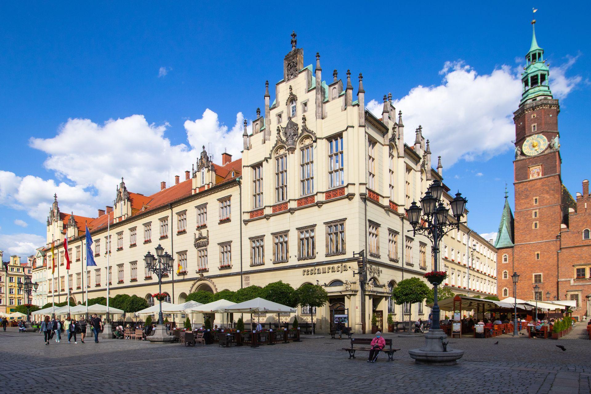 Wrocław: Na Zakrzowie przybędzie przestrzeni handlowej. Miejska działka sprzedana