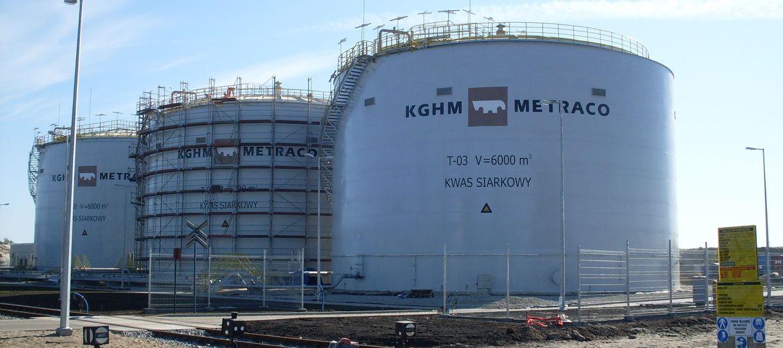 Unikatowa inwestycja KGHM Metraco