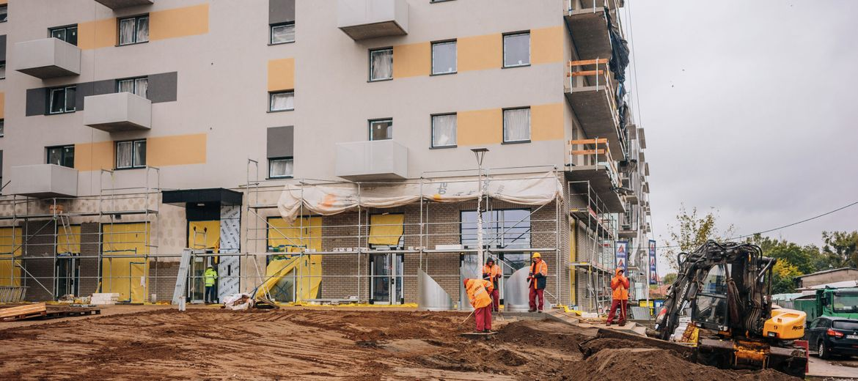 Mieszkanie Plus: powstanie ponad