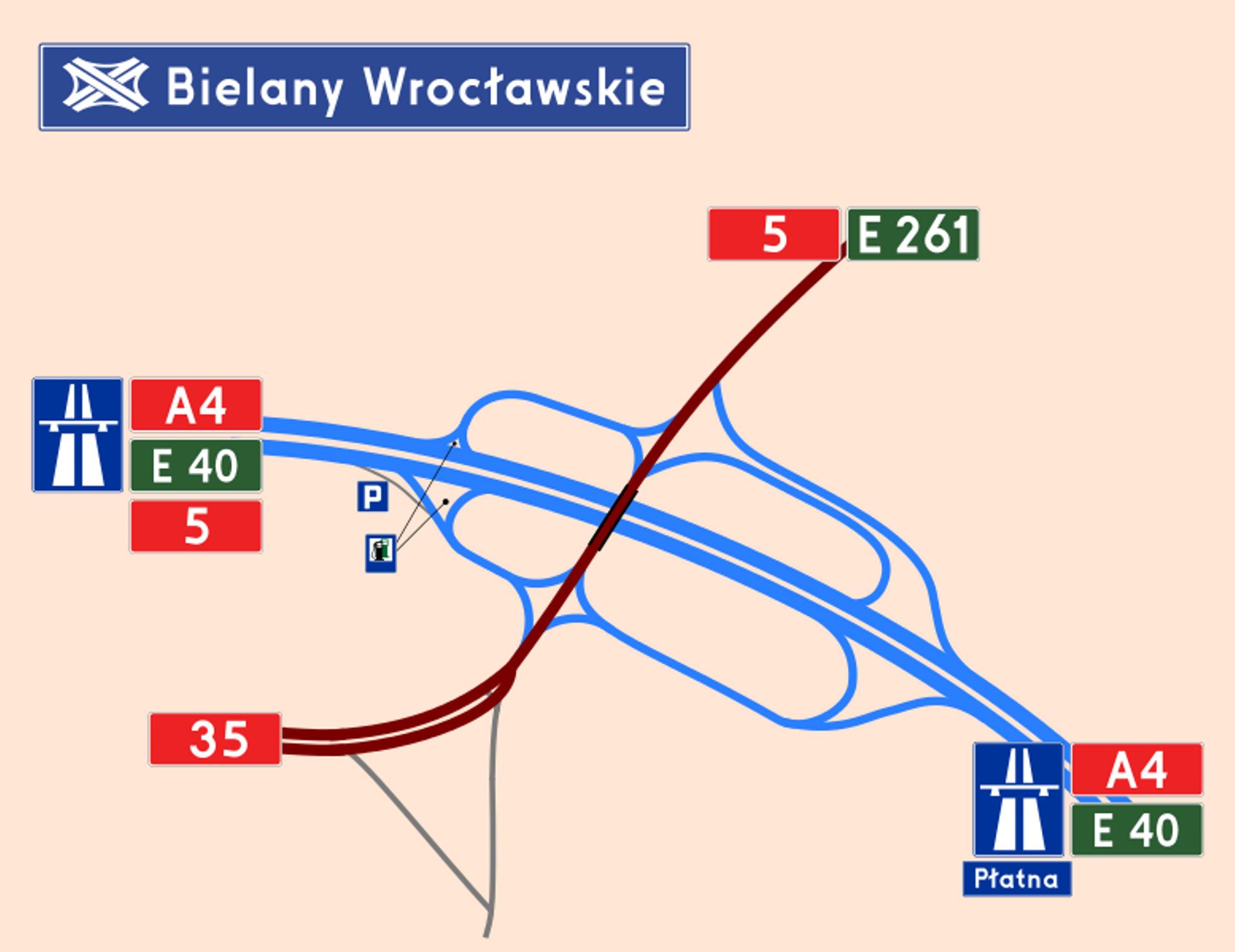 Aglomeracja Wrocławska: Rusza przetarg na remont autostrady A4 pod Wrocławiem