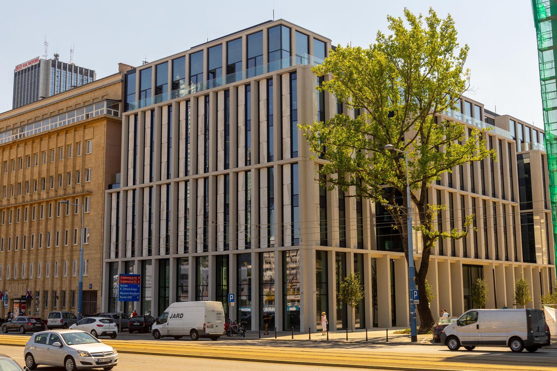 [Warszawa] Start-upy wynajęły dwa piętra w biurowcu Nowogrodzka Square w Warszawie