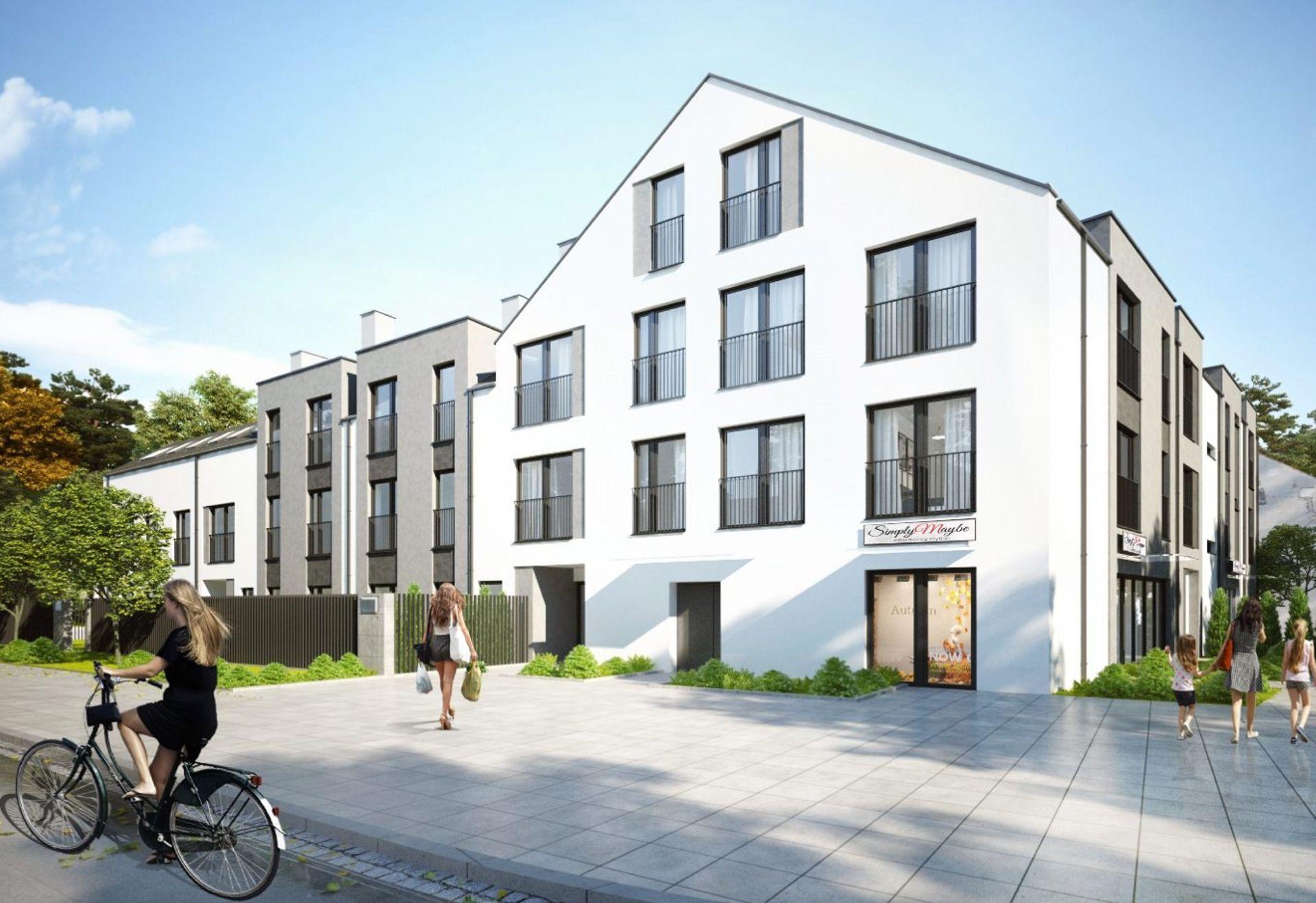 Wrocław: Rezydencja Rosal – Fira buduje nowe mieszkania w Leśnicy