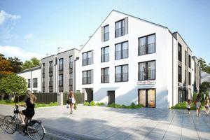 Wrocław: Rezydencja Rosal – Fira buduje nowe mieszkania w Leśnicy [WIZUALIZACJE]