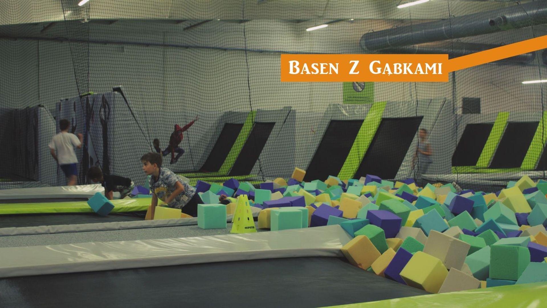 [Warszawa] Już wkrótce otwarcie w Warszawie największego w Polsce Parku Trampolin Jump Arena