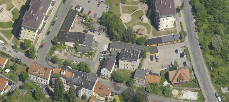Wrocław: Osiedle w Leśnicy