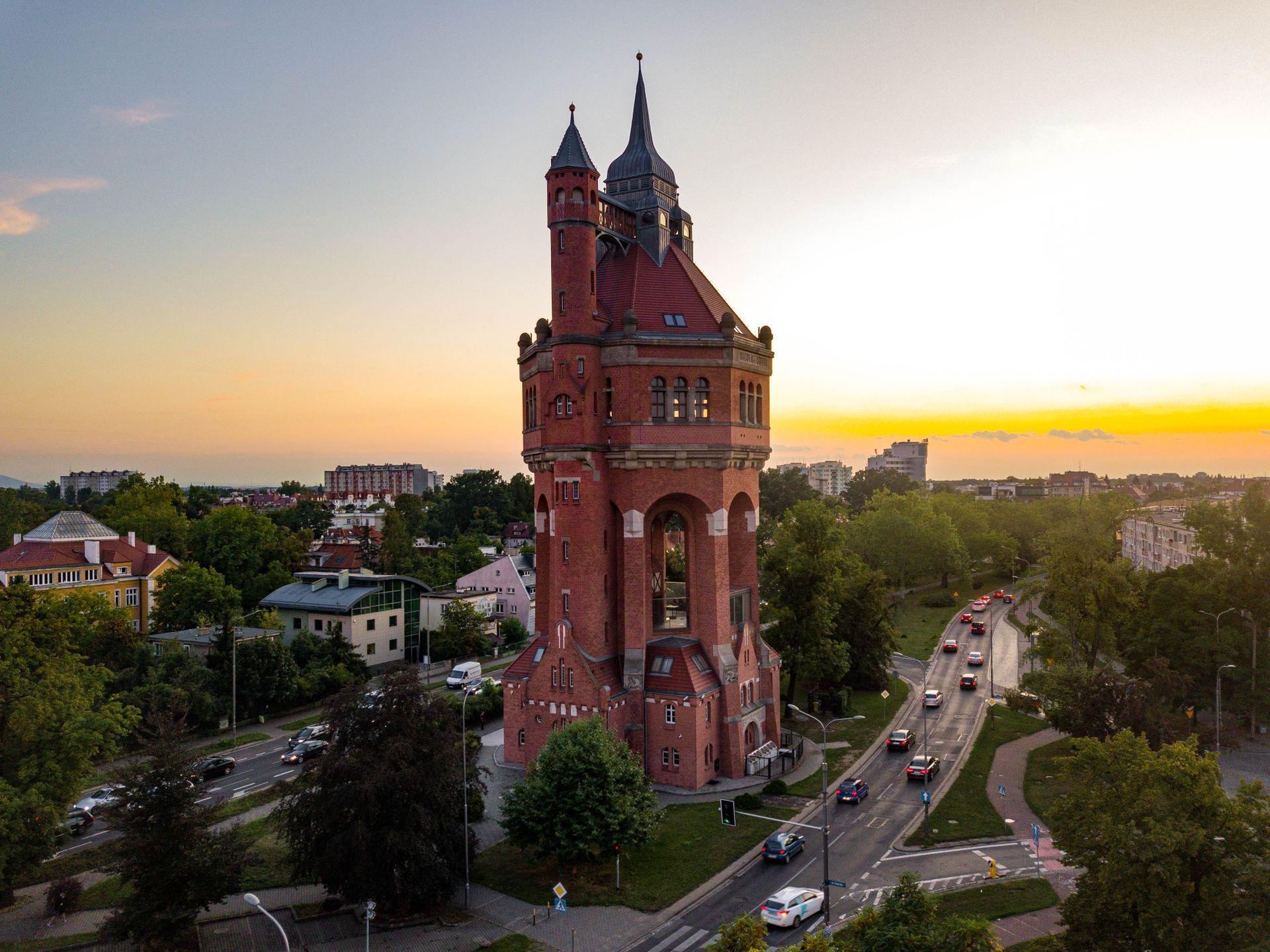 Wrocław: Co dalej z zabytkową wieżą ciśnień na Borku? Jest w rękach grupy Adamietz