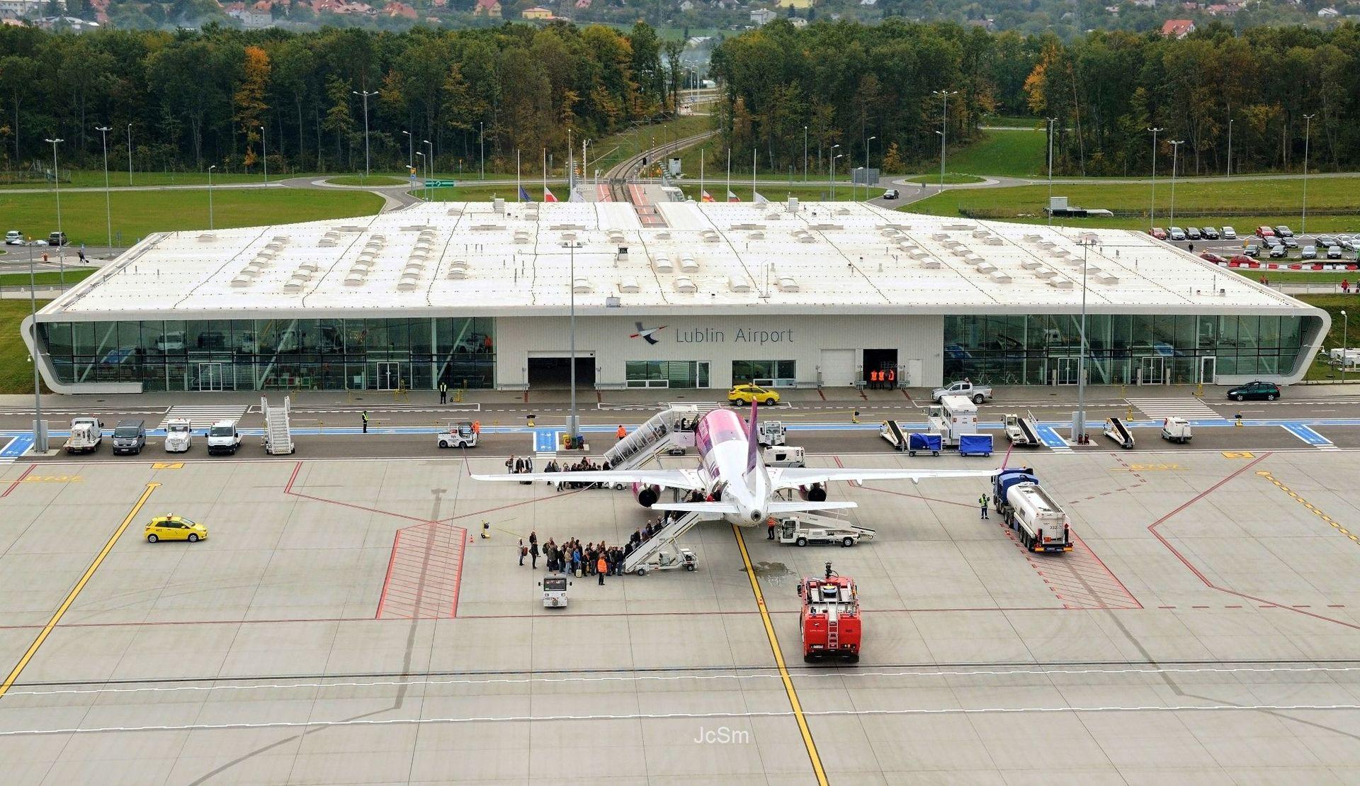 [Lublin] Port lotniczy w Lublinie w środę wznawia działalność
