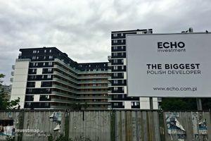 Wrocław: Echo Investment przygotowuje się do inwestycji na terenie Centrum Południowego