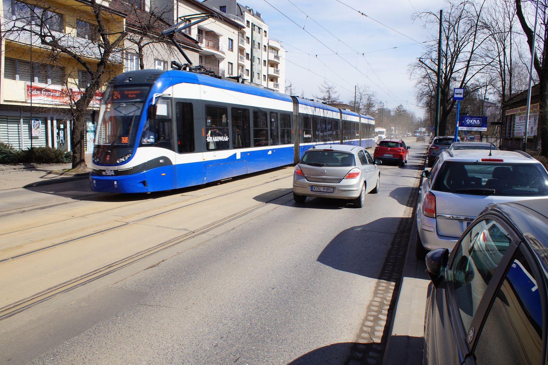 Kraków: 10 miesięcy bez tramwajów, rozpoczyna się remont ulicy Królewskiej