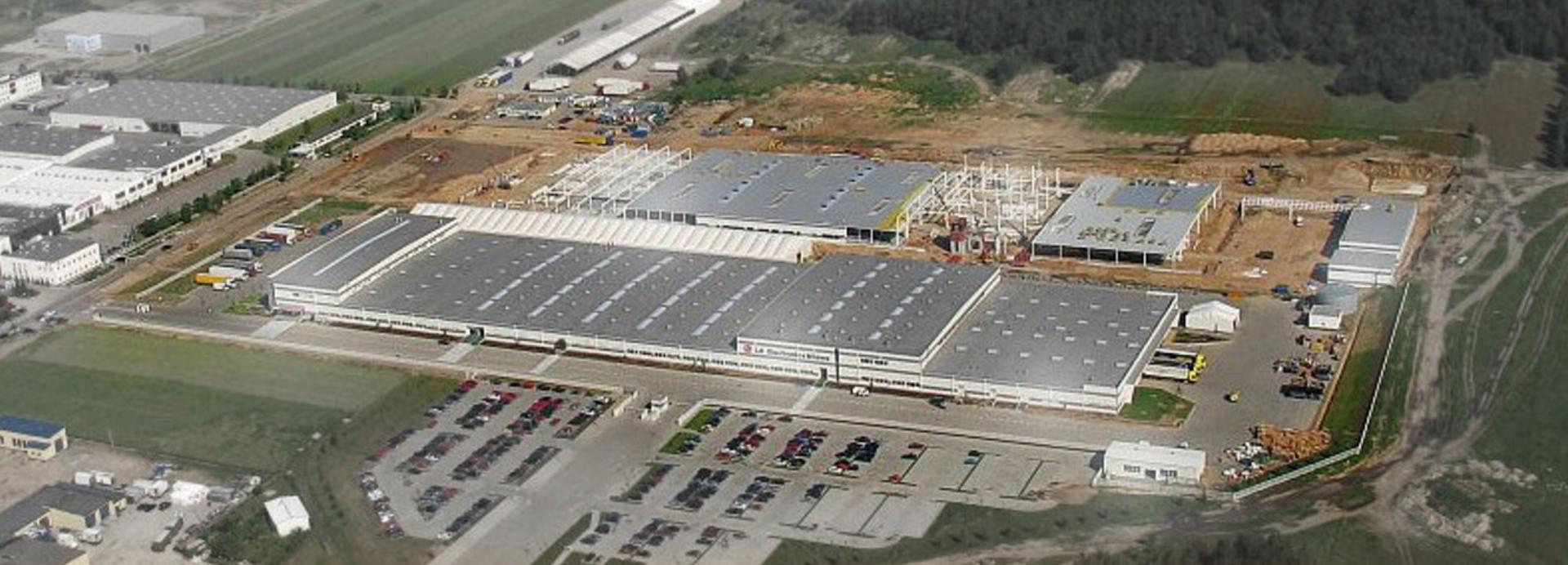 Dolny Śląsk: LG Chem Energy planuje kolejną wielką fabrykę baterii do e-aut