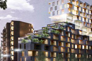 Kraków: Hines przy dworcu postawi trzeci etap apartamentów Novum