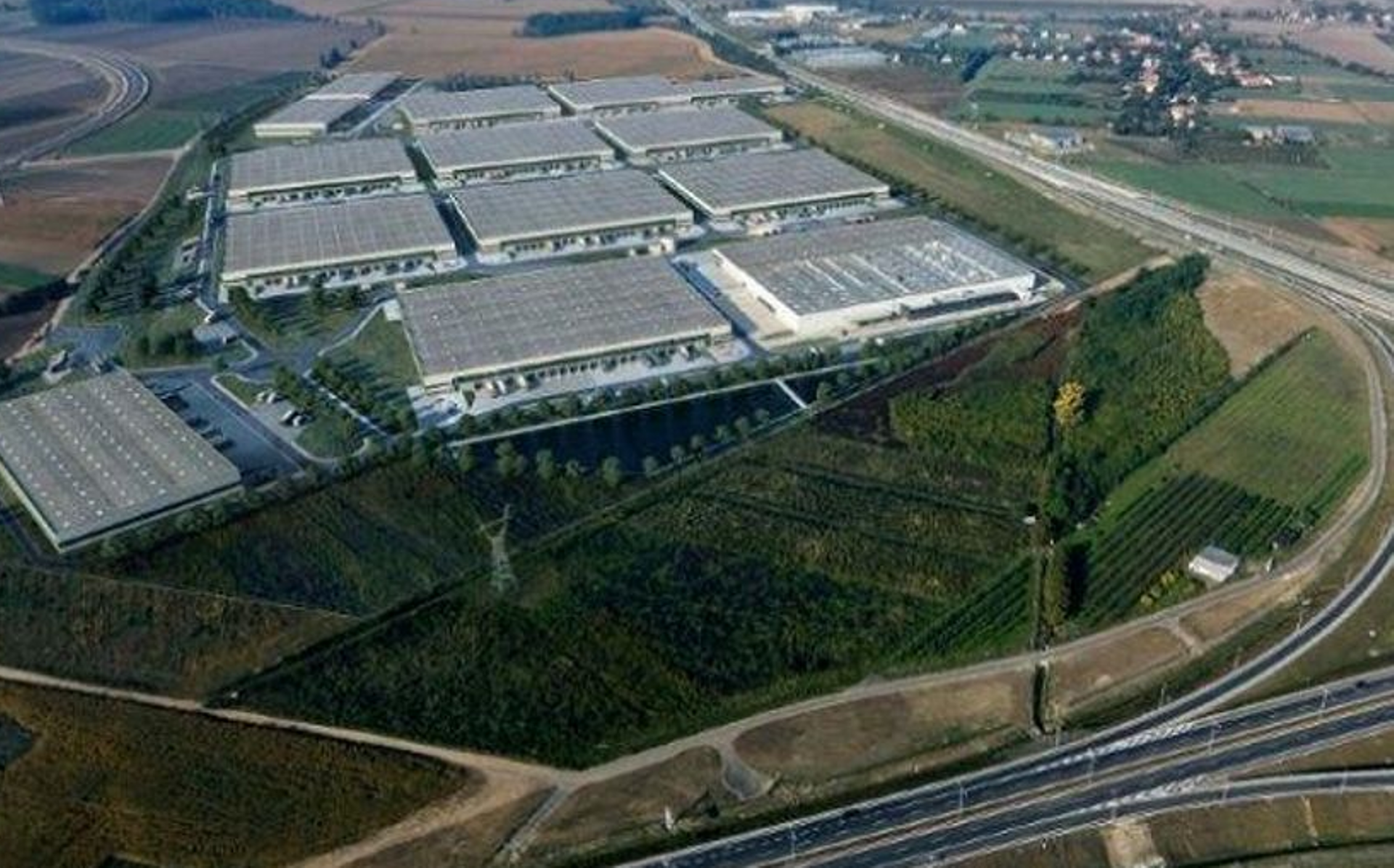 Inwestor z branży logistyki lotniczej wynajmuje 6 tys. mkw. w Prologis Park Wrocław V