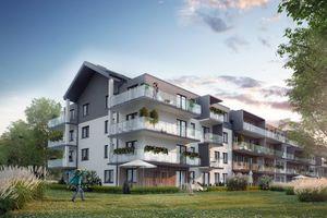 Wrocław: Nowa Leśnica – JK Deweloper zbuduje kilkuetapowe osiedle w Ratyniu [WIZUALIZACJA]