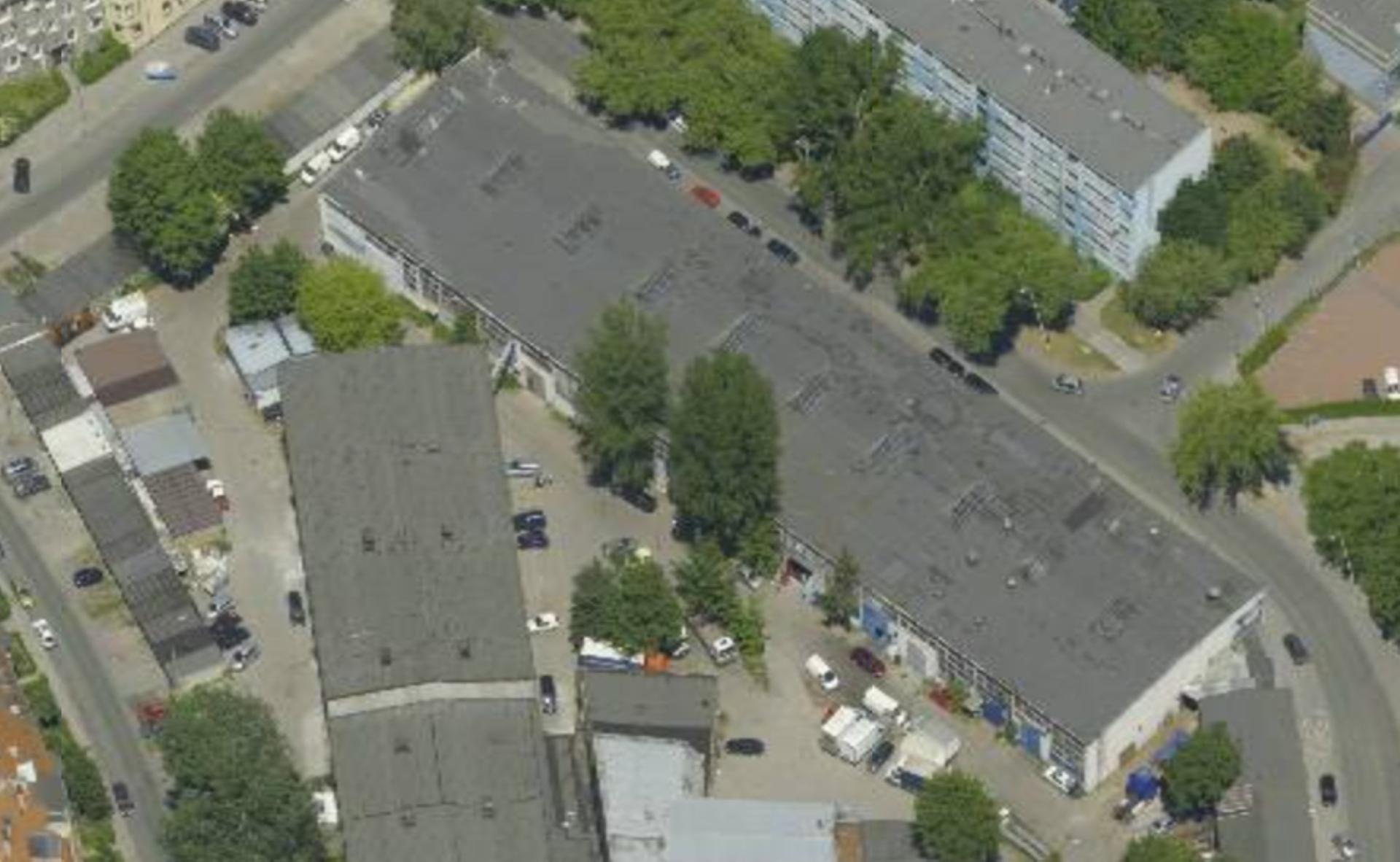 Wrocław: Nowe mieszkania przy parku trampolin. Inwestor wyburzy magazyny?