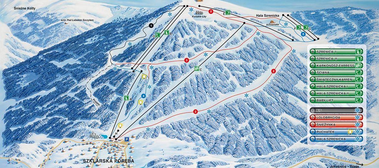 Szklarska Poręba: Rozbudowa Ski