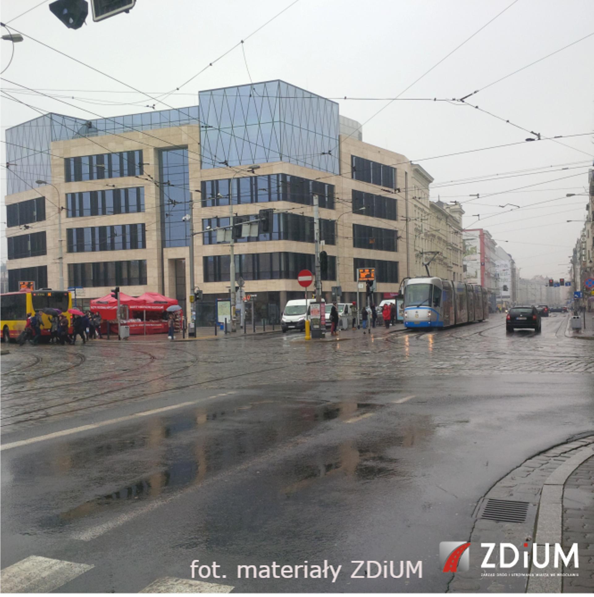 Wrocław: Powstanie nowa trasa rowerowa przy Dworcu Głównym. Miasto dopłaca