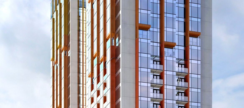 Warszawa: Towarowa Towers –