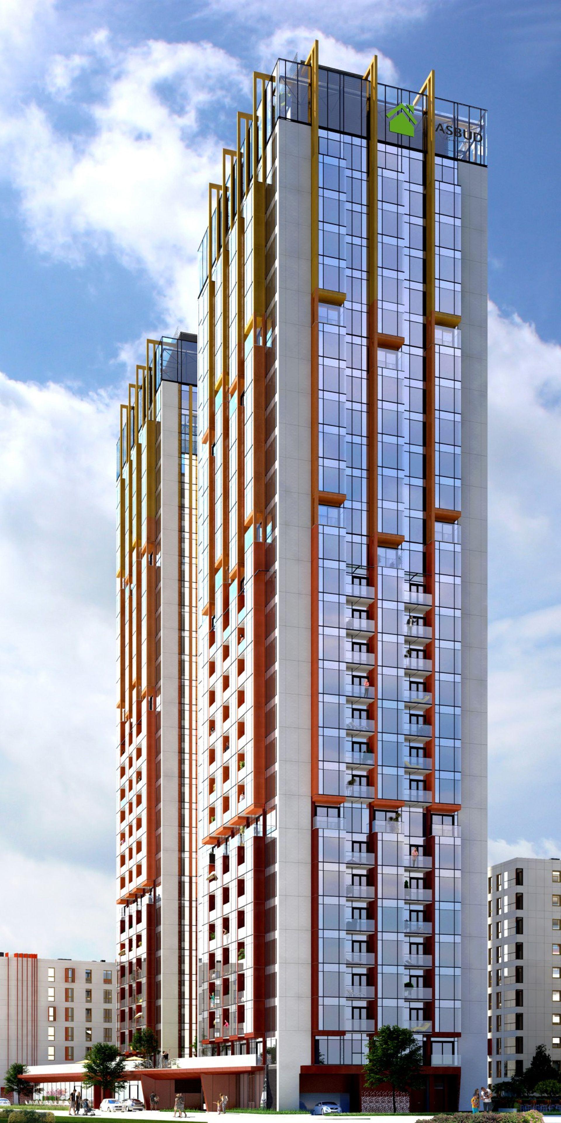 Warszawa: Towarowa Towers – Asbud przygotowuje dwie nowe wieże na Woli