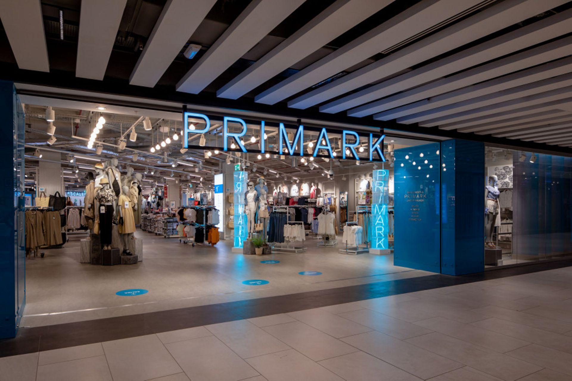 Warszawa: Primark otwiera pierwszy sklep w Polsce