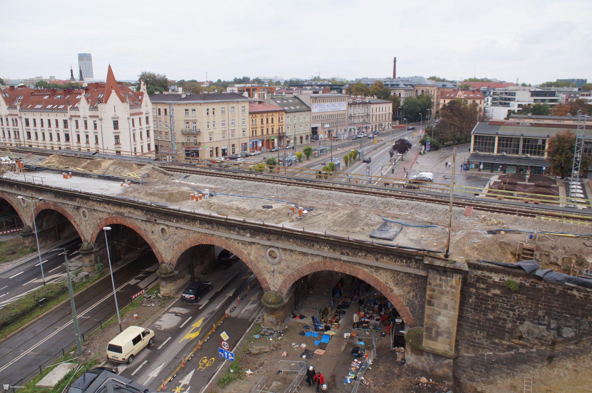 Kraków: Za rok rusza budowa Placu Grzegórzeckiego