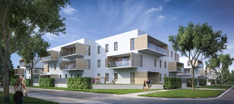 Apartamenty Marymont w Warszawie