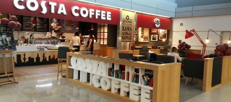 Costa Coffee wkracza na