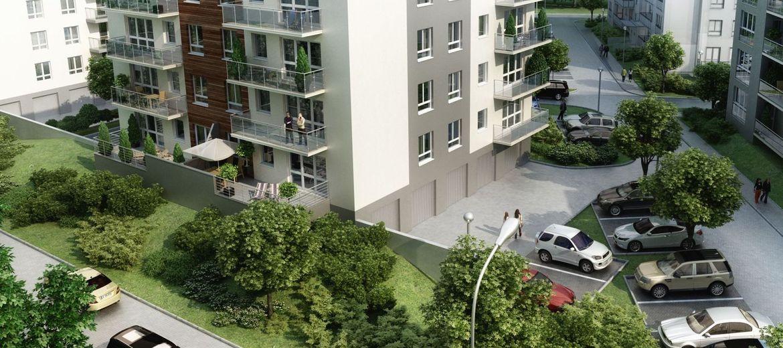 Osiedle Green Home na