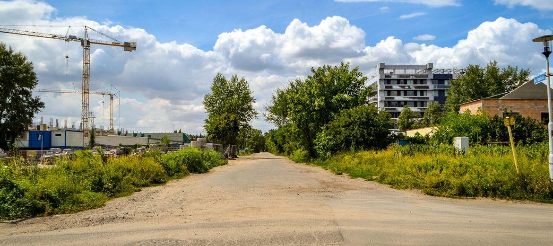 Wrocław: Budowa drogi łączącej