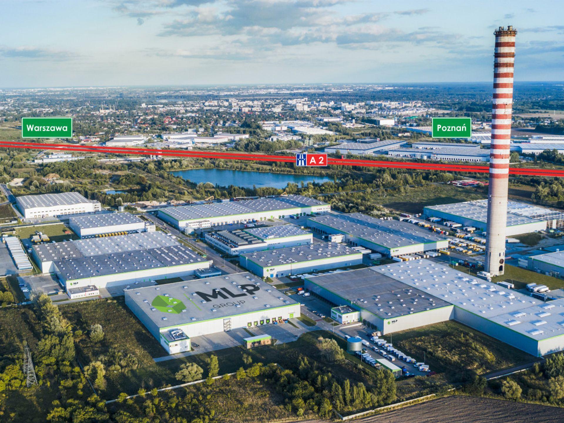 Europejski producent i dystrybutor zabawek dołączy do MLP Pruszków II