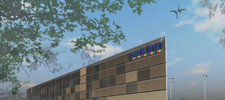 Wizualizacja hotelu z 2008 r.