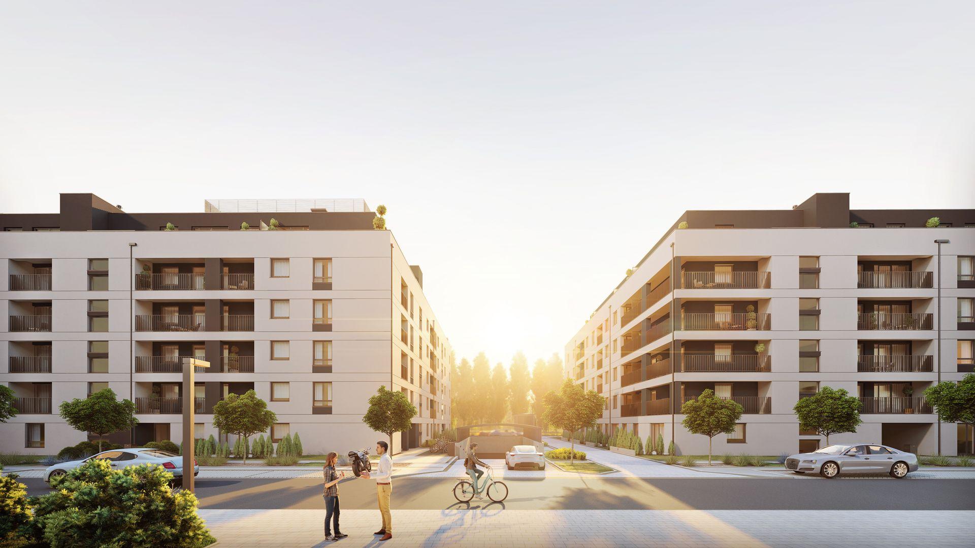 Resi4Rent Wrocław Kępa Mieszczańska – blisko 300 mieszkań na wynajem powstaje przy Odrze