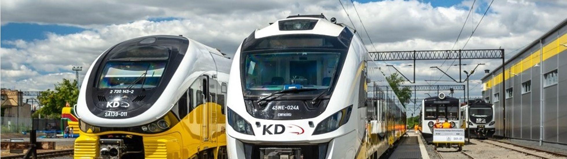 Kolejom Dolnośląskim znów brakuje milionów na nowe pociągi. Będzie kolejne fiasko?