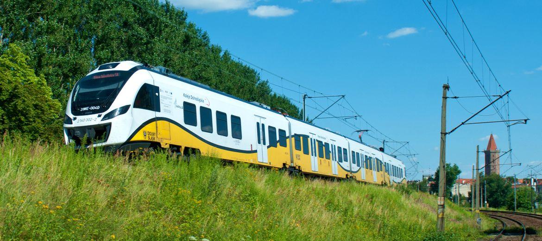 """""""Dzięki kolei aglomeracyjnej każdego"""
