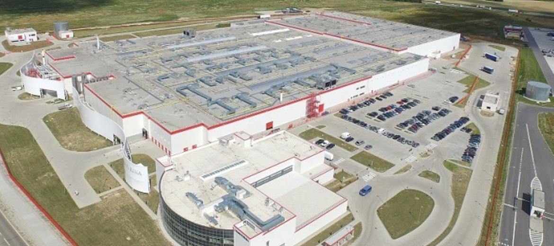 Fabryka Nestlé PURINA PetCare w Nowej Wsi Wrocławskiej (foto: materiały inwestora)