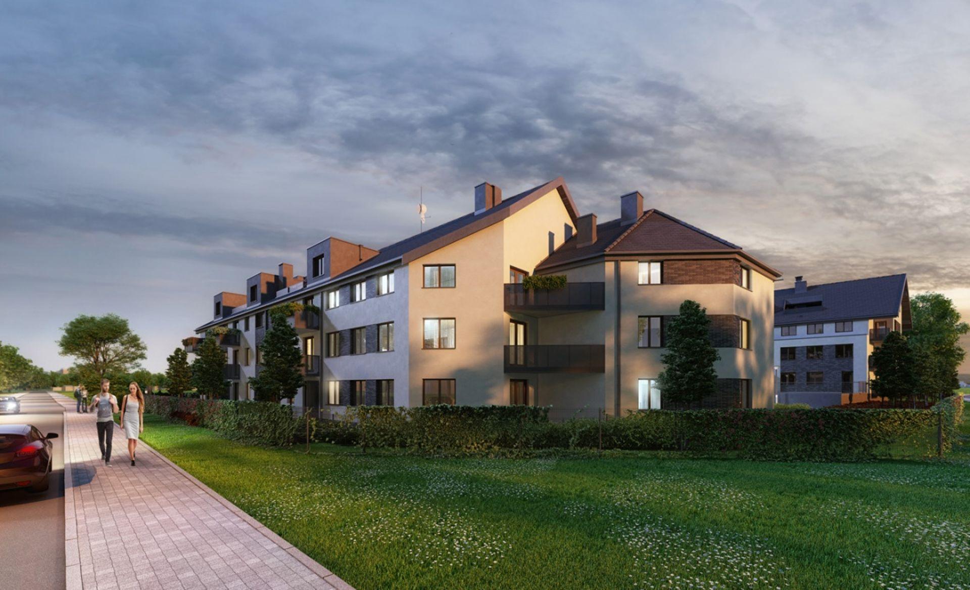 Małe Wojszyce – LC Corp rusza z pierwszą inwestycją w tej części Wrocławia