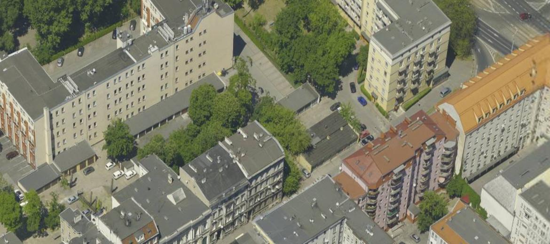 Wrocław: Wśród kamienic na