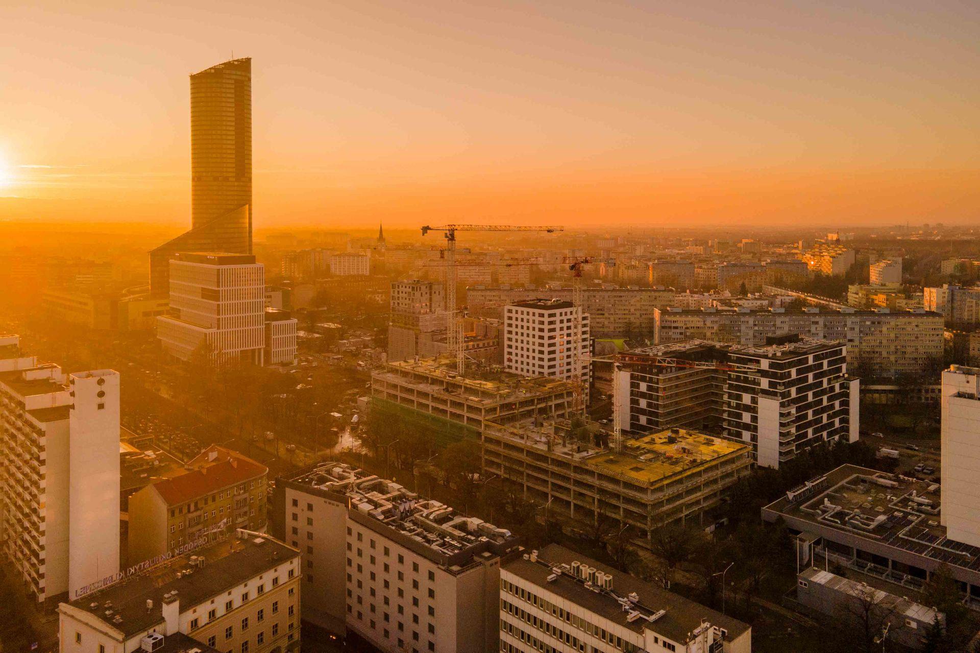 Co czeka rynek powierzchni biurowych we Wrocławiu w 2021 roku?