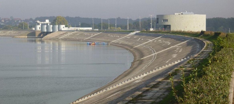 Modernizacja zbiornika wodnego w