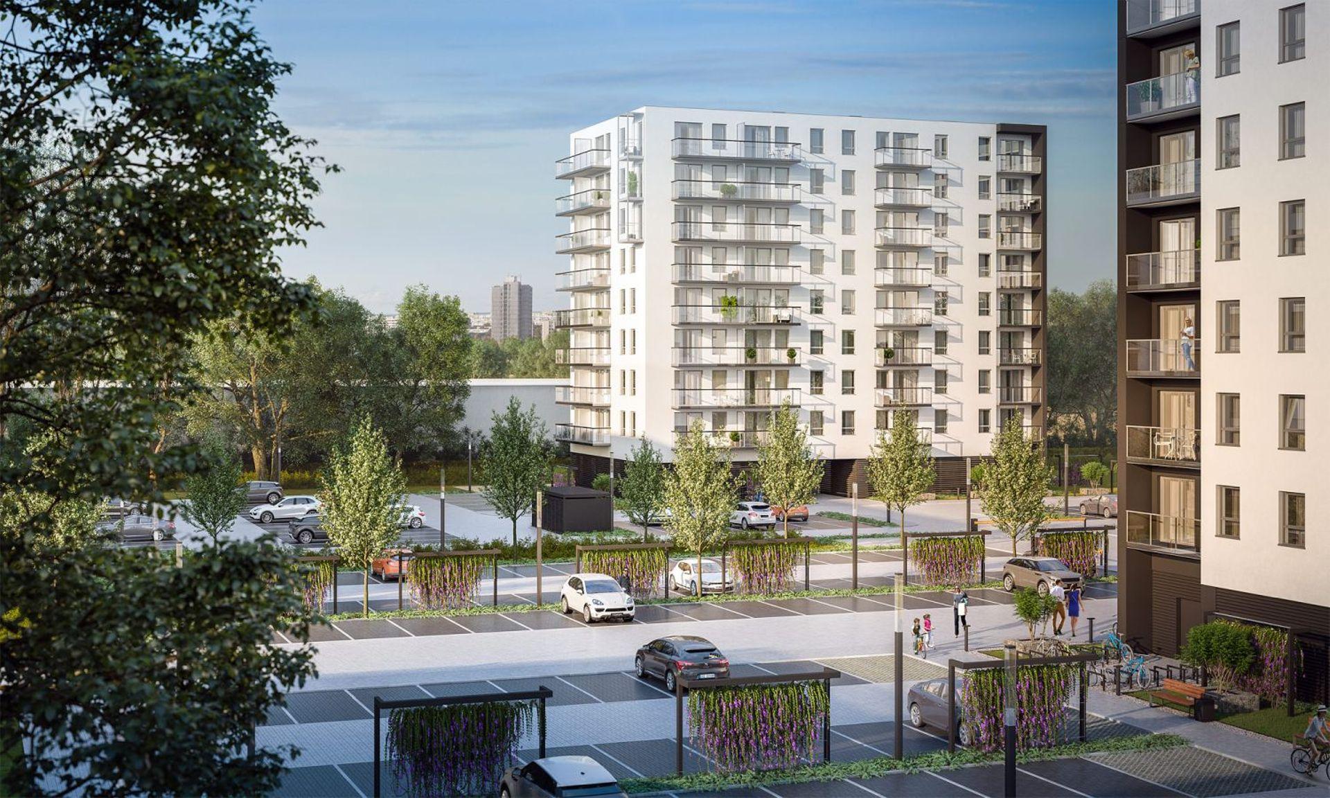 [Gdańsk] 75 procent mieszkań na osiedlu Kwartał Uniwersytecki III w Gdańsku sprzedanych